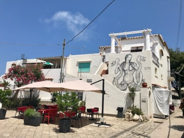 Anna Capri streets